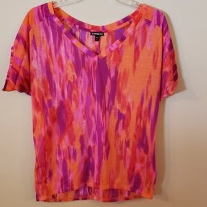 Express size small blouse